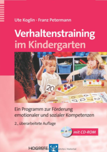 Behavioural training in kindergarten
